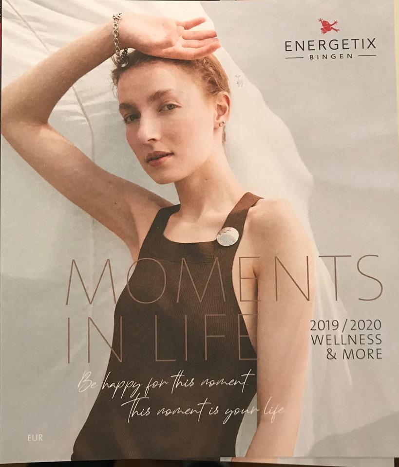 Duik onder in de nieuwe wellness-wereld van ENERGETIX! bij Magneetsieraad.